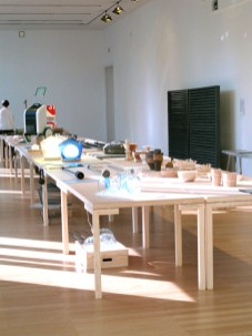 The pieces were exhibited during the BIO50 Design biennial in Ljubljana in october 2014. The biennial was curated by belgian art critic Jan Boelen.