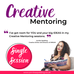Creative Mentoring – Single Session (45 mins)