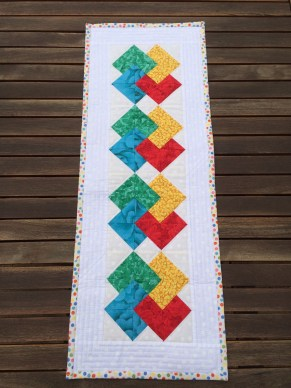Card Trick Table Runner I