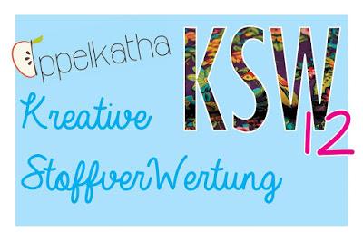 appelkathas Kreative StoffverWertzung KSW Nr. 12