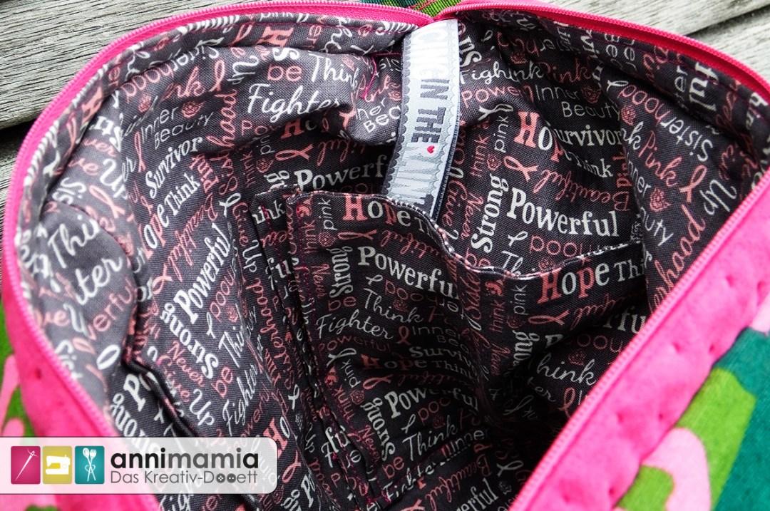 Machwerk: Tasche Sixta - Innentasche
