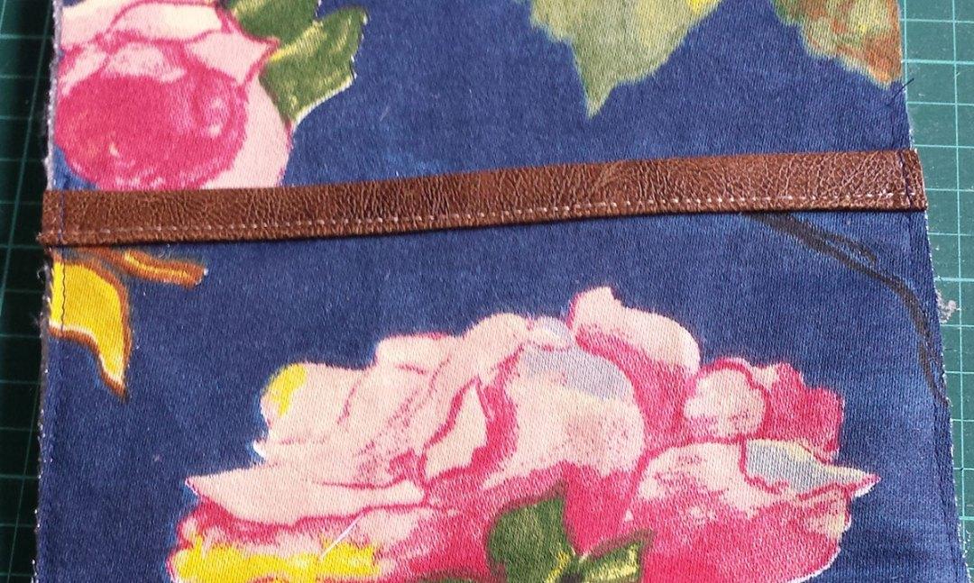 Eingefasste Kante am Rucksack No. 1 von Mamia