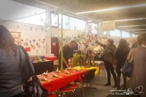 Tiffany-Stand auf der Kreativall 2016 in Hofheim Wallau WIesbaden