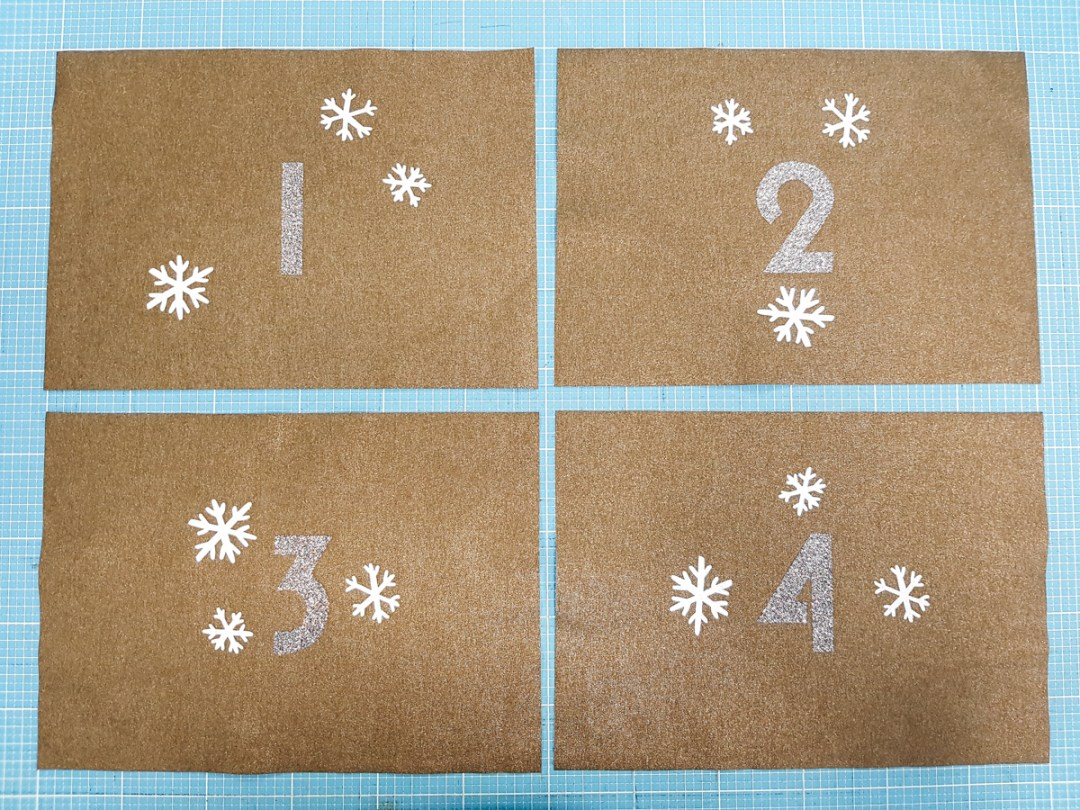 Adventskranz To Go für den Kaidso-Adventskalender