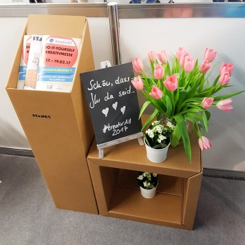 KreativAll 2017: Blogger-Loung (annimamia.de)