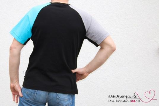 Monsieur Sportif: Klettershirt für meinen Mann