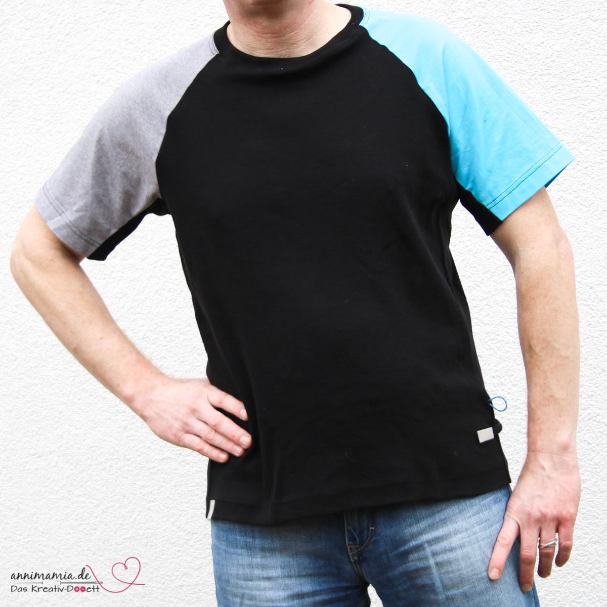 Monsieur Sportif: Klettershirt Nummer 2