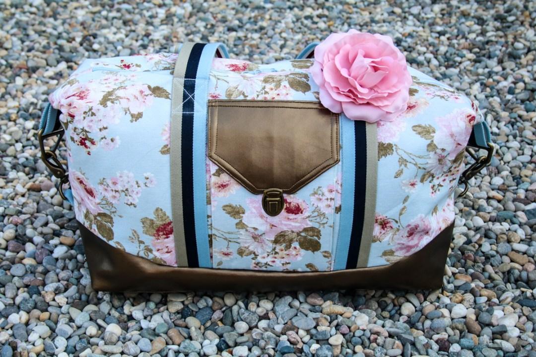 Reisetasche JetSet von Farbenmix