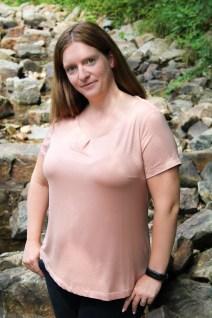 Shirt Ally von Romy Nähwerk