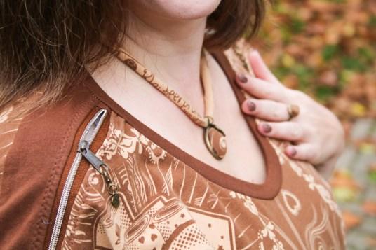 Sweatkleid Carol von Pattydoo aus Bio-Jersey von Lillestoff