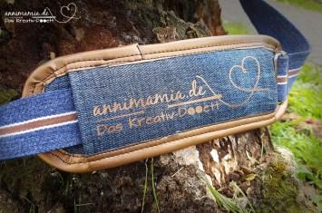 annimamia: Tasche Mama Deluxe von Liebedinge
