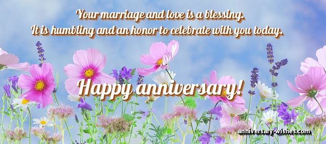 Wedding Anniversary Wishes for Friends - Happy Anniversary ...