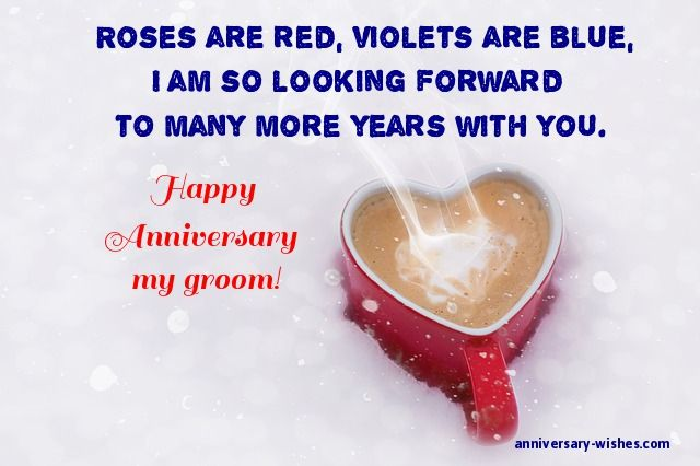 Anniversary wishes for husband romantic quotes messages marriage anniversary wishes for husband m4hsunfo