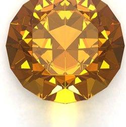 13th year anniversary gemstone theme - citrine image