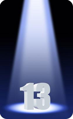 13th year spotlight image