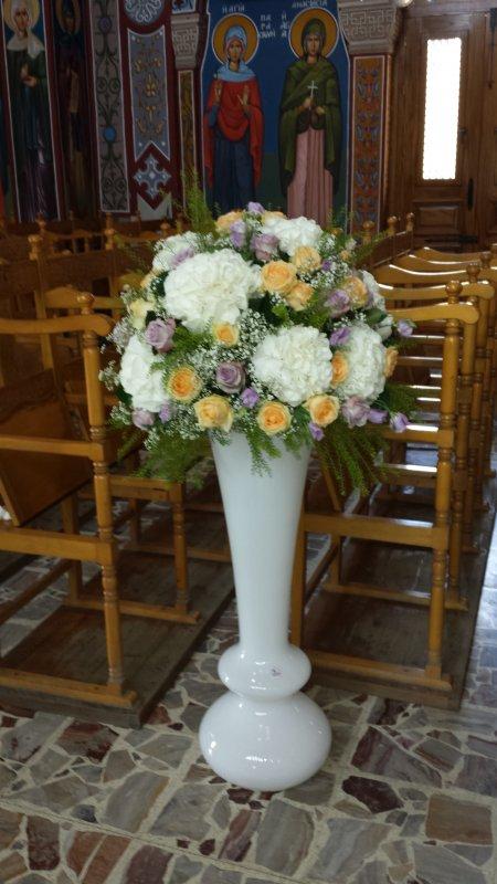 Civil Weddings Pillars Wedding Flowers Annivia Gardens