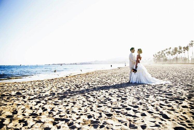 Colorful Santa Barbara Wedding at the Fess Parker Doubletree Hilton Resort