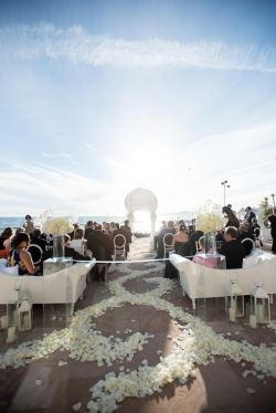 Coral Casino Wedding by Ann Johnson Events