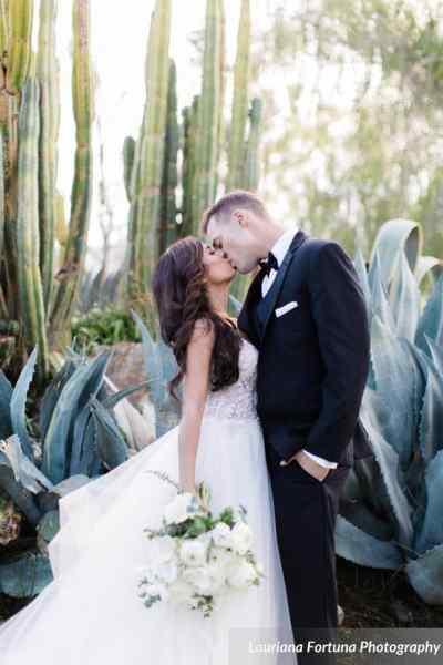 Ann Johnson Events Santa Barbara Whispering Rose Ranch Wedding
