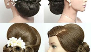 Hair Padding For Hair Style Make Volume Padded Hair Updo Annlace