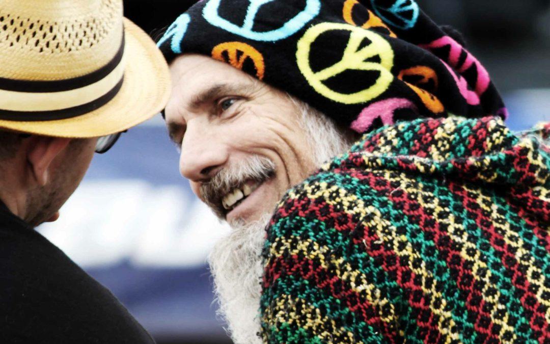 Hippie In the Headlights