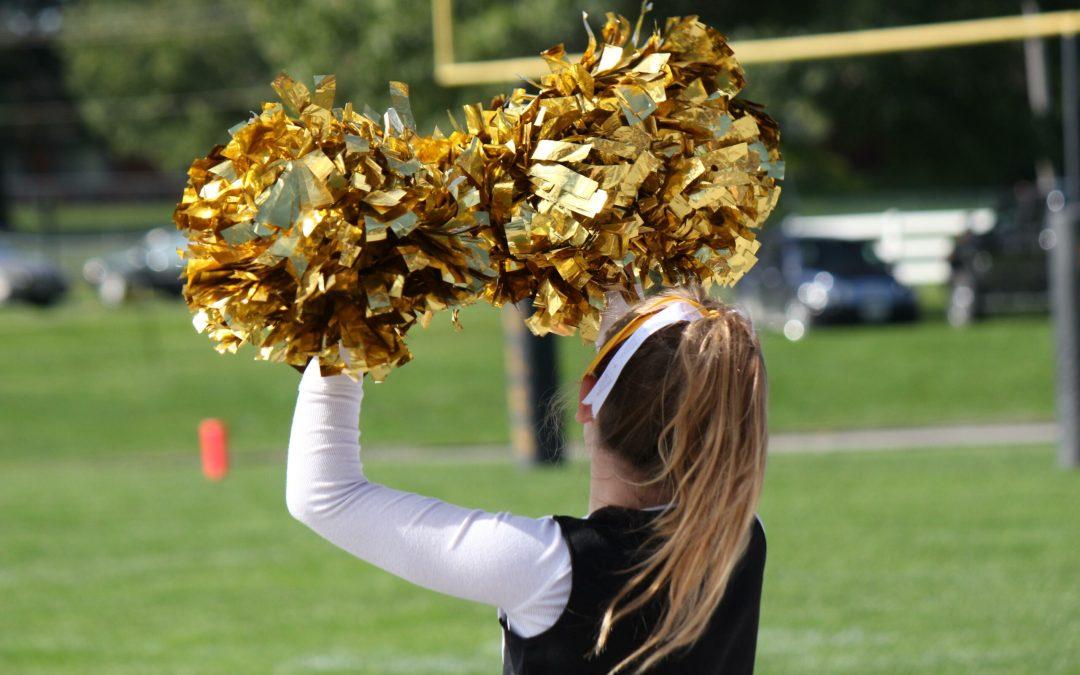 "Coveting Cheerleader ""Cool"""