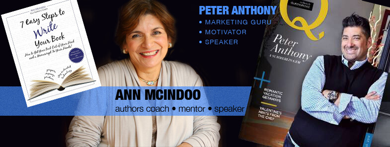 Let's Go to Las Vegas!!  Author's Business Mastermind this Weekend!