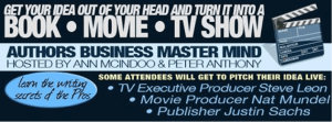 How to Sell Your Book to TV or Turn Your Book into a Movie!