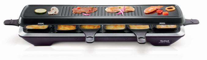 raclette grill plancha tefal simply
