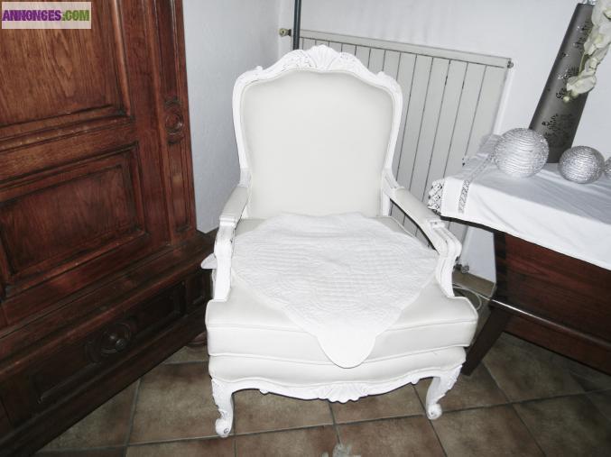 fauteuil de tonge