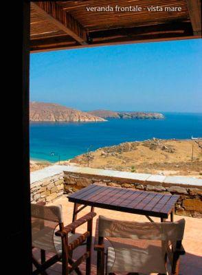 Grecia Cicladi casa al mare a Serifos