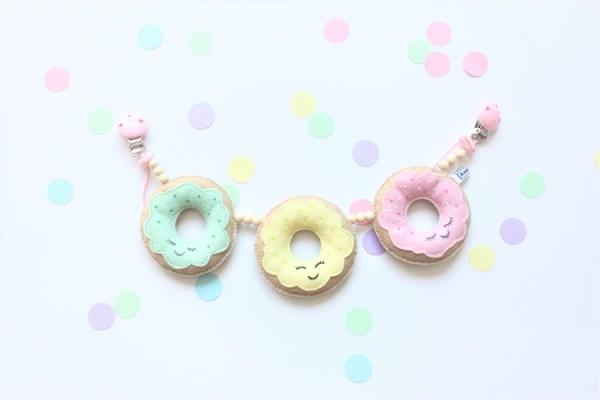 Wagenspanner Donut Annouks