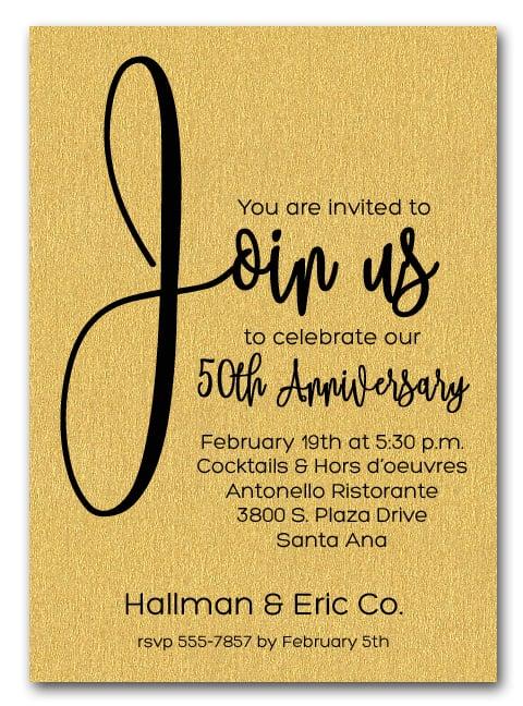 inviting company invitations