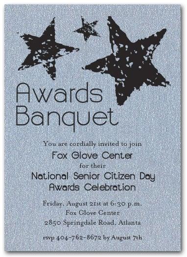 Senior Picture Invitation Cards