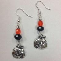 Pumpkin Earrings Deal Alert Pumpkin Earrings Dangle Jack O ...