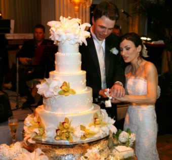 kitchen table small how to care for granite countertops cutting the wedding cake: ann's serves up some great ...