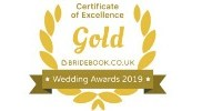 Bride Book Gold Award Carousel