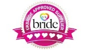 UK Bride badge carousel