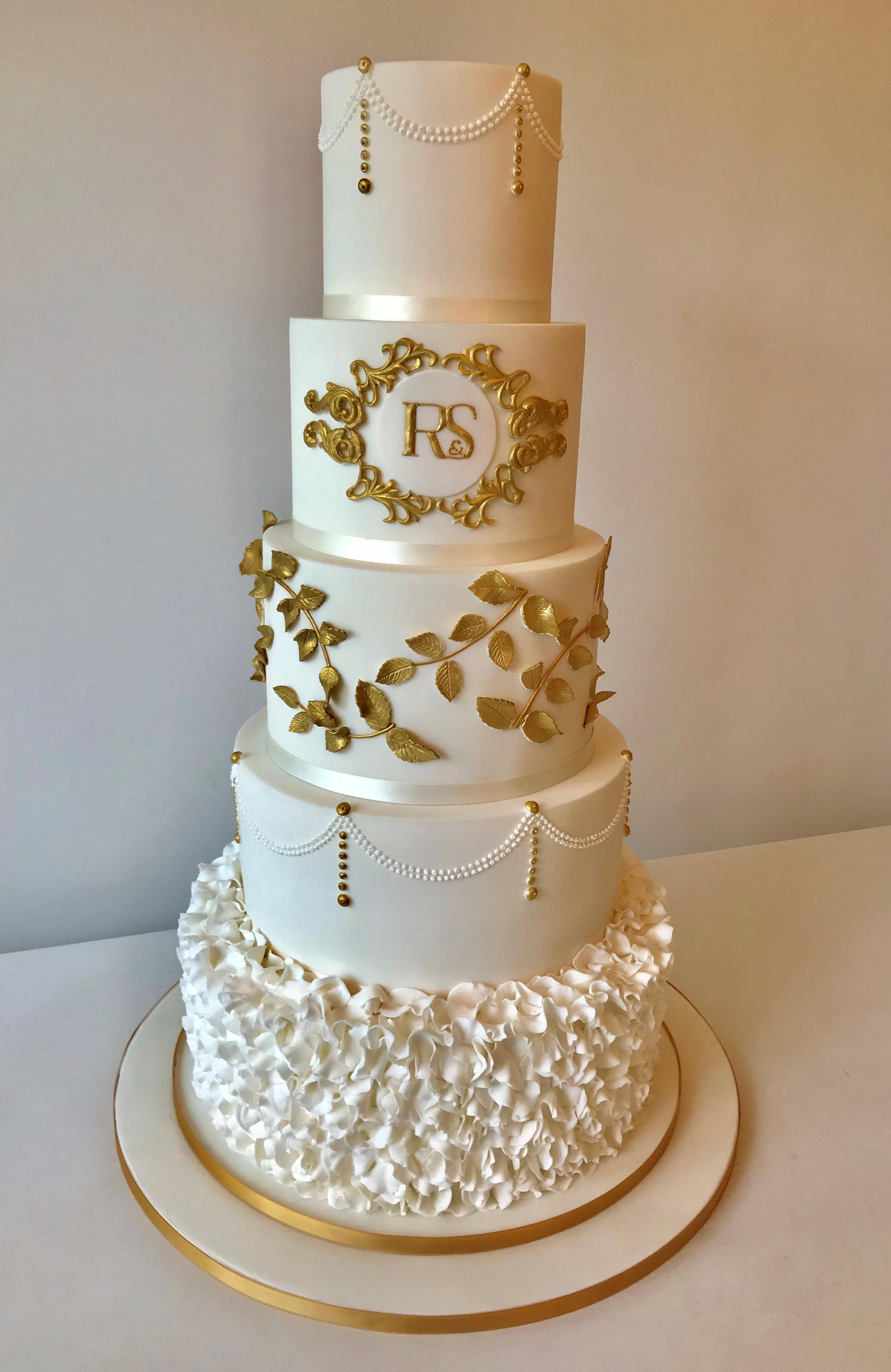 Blue drip cake   Cake, Blue drip cake, Cake designs