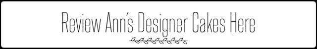 Ann's Designer Cakes Review Logo Image