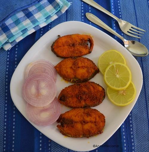 Fish Fry | Meen Poriyal | Meen Varuval