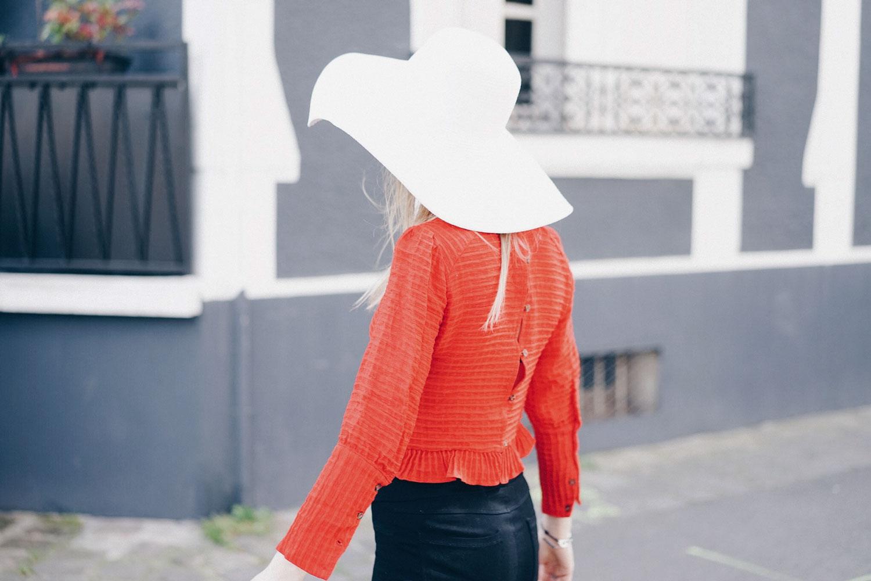 chapeau oversize