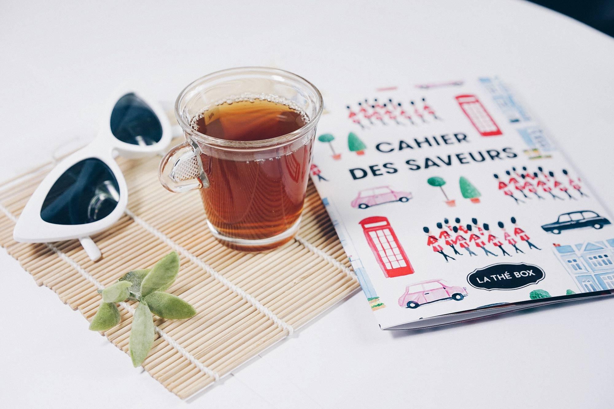 thé box london
