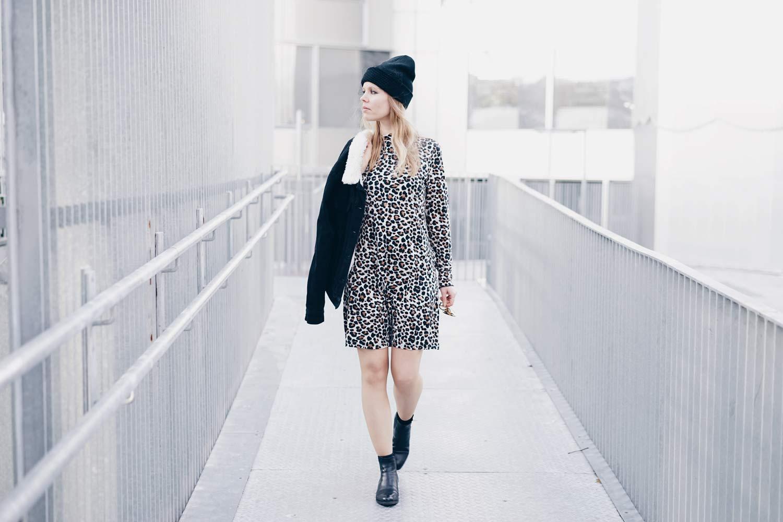 blogueuse leopard