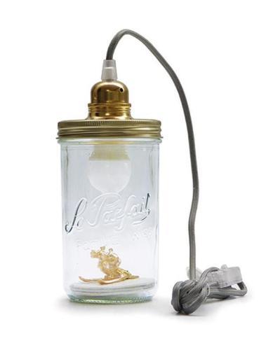 lampe 0 déchet
