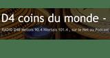 D4 coins du Monde