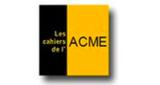 Les Cahiers de l'ACME