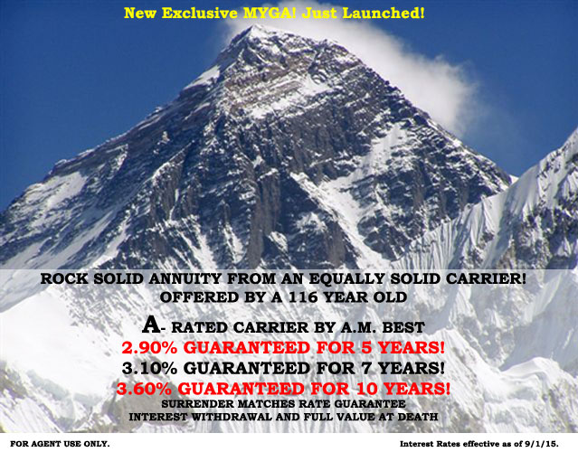 Best Fixed Annuity