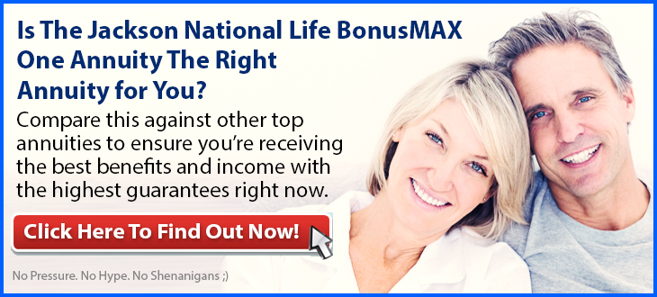 ackson National Life BonusMAX OneAnnuity