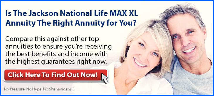 Jackson National Life MAX XL Annuity